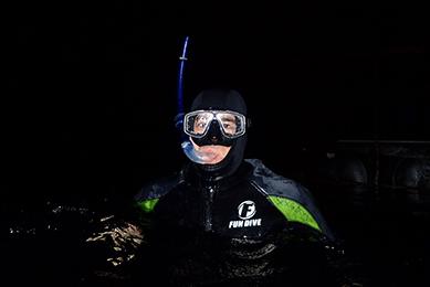 Edward F. Nesta snorkeling - Abismo Anhumas - Bonito, Mato Grosso do Sul - Photo by Luxury Experience