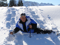 Arosa, Switzerland - Edward F. Nesta Digging out of the Snow