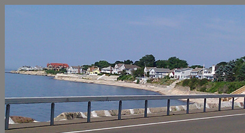 Old Saybrook Coast Line - Photo by Luxury Experience