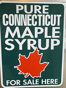 Pure Connecticut Maple Syrup - photo by Luxury Experience
