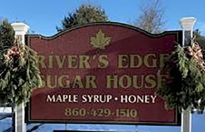 River's Edge Sugarhouse - Ashford, CT, USA
