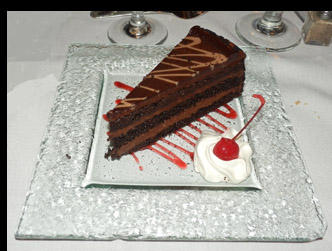 Chocolate - Essex Clipper Dinner Train - photo by Luxury Experience