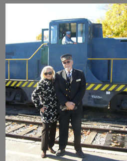Essex Steam Train - Debra C. Argen - - Essex, CT, USA - photo by Luxury Experience