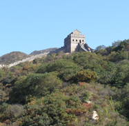 The Great Wall of China - tower