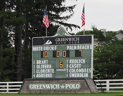 Greenwich Polo Club Final Score - photo by Luxury Experience
