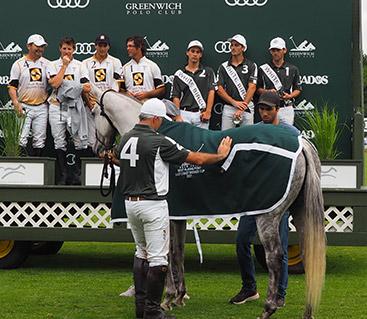 Greenwich Polo Club - Best Pony - Los Machitos - photo by Luxury Experience