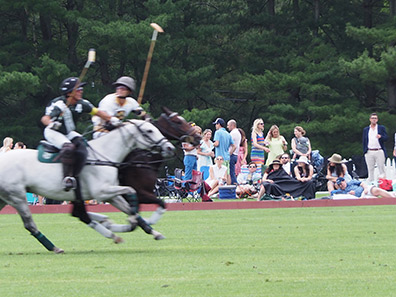 Greenwich Polo Club - Mariano Aguerre Game Action - photo by Luxury Experience