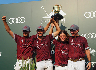 Altaris Champions East Coast Gold Cup -  Greenwich Polo Club - photo by Luxury Experience