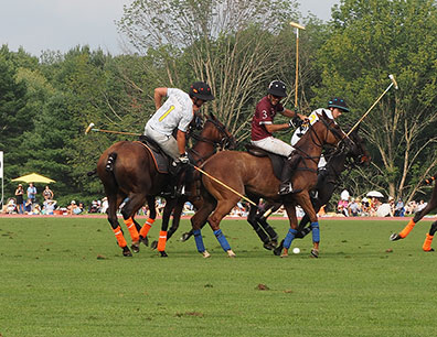 East Coast Gold Cup -  Greenwich Polo Club - photo by Luxury Experience