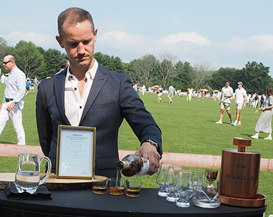 The Macallan -  Greenwich Polo Club - photo by Luxury Experience