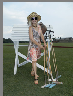 Polo Mallets - Debra C. Argen - photo by Luxury Experience