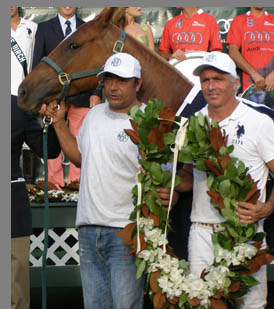 East Coast Open Polo - Best Pony  - photo by Luxury Experience