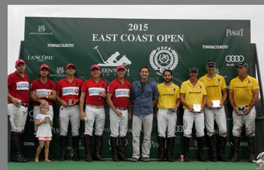 East Coast Open Polo - Team Turkish Airlines, Team McLaren - photo by Luxury Experience