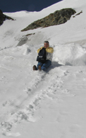 Jungfraujoch, Switzerland - Edward F. Nesta Sliding on the snow