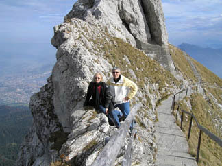 Mount Pilatus, Switzerland -Debra C. Argen and Edward F. Nesta