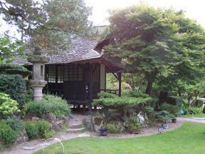Irish National Stud, Kildare, Ireland - Japanese Gardens