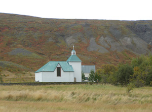 Church at Ghost Fold in Iceland - Photo by Luxury Experience