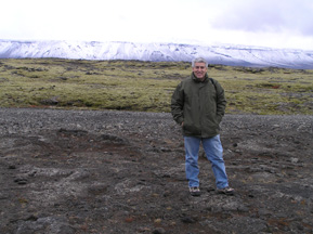 Edward Nesta in Iceland - Photo by Luxury Experience