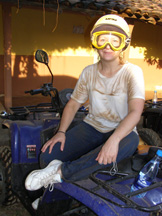 Debra C. Argen After the ATV Ride