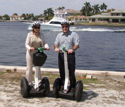 Debra and Edward at  M Cruz Rentals, Fort Lauderdale, Florida
