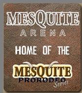 Mesquite Rodeo - Mesquite, Texas