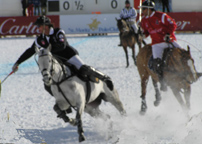 Cartier Polo World Cup on Snow, St. Moritz, Switzerland