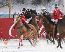 24th Cartier World Cup on Snow in St. Moritz