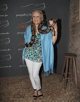 Debra C. Argne - Projeto Jiboia - photo by Luxury Experience