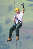 Photo Credit Rodolfo Bazzetto - Rappelling in Brazil Gilberto Sacilotti