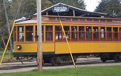 Seashore Trolley Museum - Kennbunkport, Maine, USA - photo by Luxury Experience
