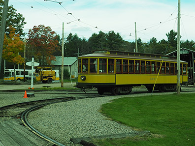 Seashore Trolley Museum, Kennebunkport, Maine - photo by Luxury Experience