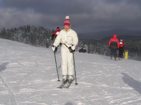 Mont-Tremblant, Canada - Debra C. Argen Taking a Break