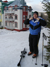 Skiing Mont-Tremblant, Canada - Getting Ready