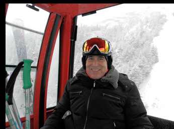 Stowe Mountain gondola - Edward F. Nesta - Photo by Luxury Experience