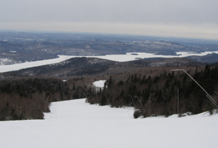 Mont-Tremblant Ski Slopes