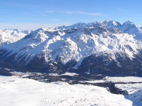 St. Moritz, Swtizerland