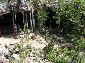 Alltournative Off Track Adventures, Riviera Maya, Mexico - Entrance to Cenote