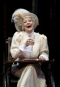 A Little Night Music - Walter Kerr Theatre, New York - Elaine Stritch  - Photo by Joan Marcus