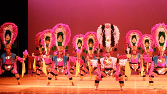Ballet Folklorico de Mexico - The Feather Dance  - Photo by Luxury Experience