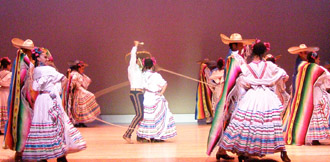 Ballet Folklorico de Mexico - The Rope Dance  - Photo by Luxury Experience