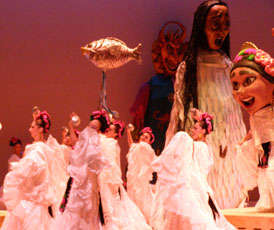 Ballet Folklorico de Mexico - Tlacotalpan Festivity  - Photo by Luxury Experience