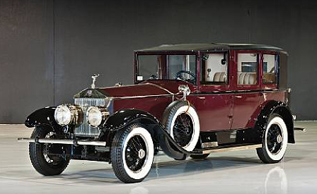 1927 Rolls-Royce Phantom/Towncar