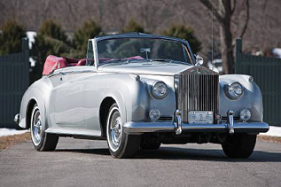1960 Rolls-Royce Silver Cloud II Saloon with Division