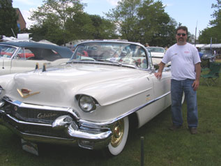 1956 Cadillac El Dorado Biarritz - Louis Commisso - Photo by Luxury Experience
