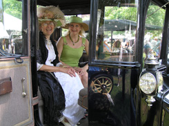 Penny Havard, Debra C. Argen 1912 Rauch and Lang Electric Car