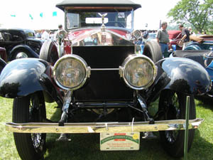 1925 Roll-Royce Silver Ghost Pall Mall Phaeton  - photo by Luxury Experience