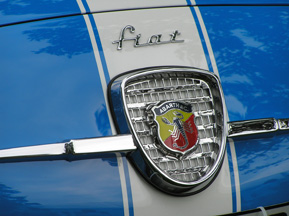Fiat Detail - Photo by Luxury Experience