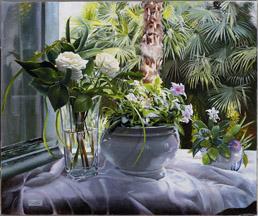 Danka Weitzen - Le Rose Bianche