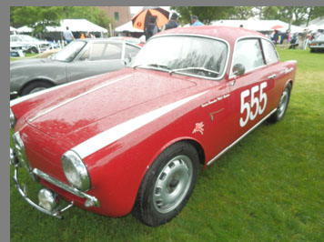 1958 Alfa Romeo Sprint Veloce Confortevole 750E Coupe - - photo by Luxury Experience