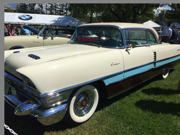 1956 Packard Caribbean Coupe - Photo by Luxury Experience
